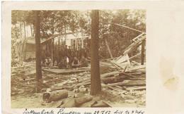 PIERKENSHOEK  Duitse Fotokaart Oorlog 14/18 - Houthulst