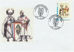 Lot A3 - 2 Lettres Cachets Militaires Müllheim (dont 1 Timbre Collector) - Marcophilie (Lettres)