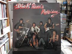 Dick RIVERS - Rockin' Along - LP - MUSIDISC - LABYRINTHE - Rock