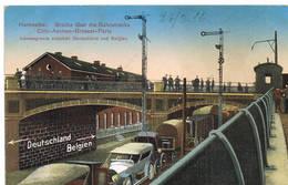 HERBESTHAL Landesgrenze Zwischen Deutschland Un Belgien - Lontzen