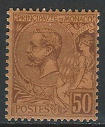 SZ--470A-.  N° 18,   *  , Cote 8.00 € , TRES INFIME TRACE, SCAN DU VERSO SUR DEMANDE,  Liquidation - Monaco