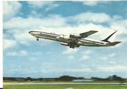 Boeing 707b Intercontinental Air France - 1946-....: Moderne