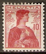 SUISSE    -   1909.    Y&T N° 131 (*) - Nuovi