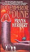 GOD EMPEROR OF DUNE  °°°° FRANK HERBERT - Books, Magazines, Comics