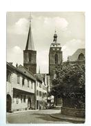 14183     CPM  NEUSTADT A. D. Weinstrasse ; Rathausstrasse Mit Stiftskirche  , Jolie Carte Photo - Neustadt (Weinstr.)