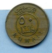 1921-1380 100 Fils - Kuwait
