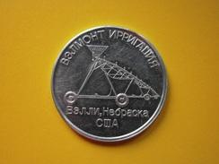 VALMONT IRRIGATION NEBRASKA.MOSCOW EXHIBITION 1972 - Professionals/Firms