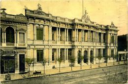ARGENTINA - BUENOS AIRES - ESCUELA SARMIENTO (SCHOOL) 1912  Arg161 - Argentina