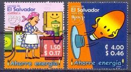 EL SALVADOR     (AME 174) - Salvador