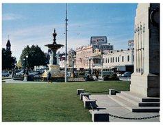 (522) Australia - VIC - Bendigo Cenotaph &  Fountain - Bendigo