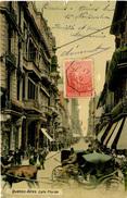 ARGENTINA - BUENOS AIRES - CALLE FLORIDA 1911 Arg173 - Argentina