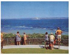(522) Australia - VIC - Melbourne & Iberia Cruise Shop Heading To The Rip - Dampfer