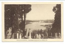 Constantinople - Cimetiere D'Eyous Et La Corne D'Or - Rochat 1202 - Turkey