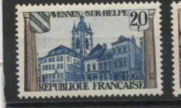 FRANCE -  TRAITÉ DES PYRENÉES - N° Yvert  1221** - France