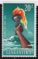 Tanganyika  C .    SG     .     119       .     **     .        Postfris   .   /  .   MNH - Kenya, Uganda & Tanganyika