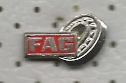 FAG Germany Precision Products For Vehicles Cars,trucks - Badges