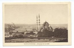 Constantinople - Jeni-Djami Et Le Port - Rochat 1213 - Turkey