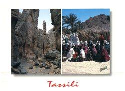 (308) Algeria - Tassili - Algeria