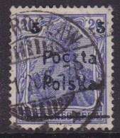 POLAND 1919 Poznan Fi 68 Used - ....-1919 Gouvernement Provisoire