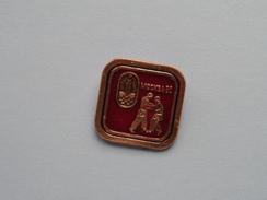 MOSKVA 1980 MOSKOU ( Zie Foto ) 27 X 27 Mm. ! - Judo
