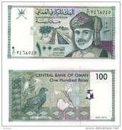 Oman 100 Reisa Neuf - Oman