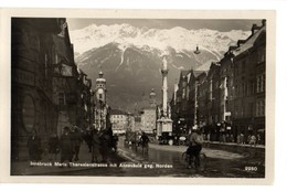 INNSBRUCK Maria Theresienstrasse - Andere Städte