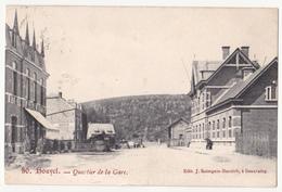 Houyet: Quartier De La Gare - Houyet
