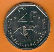 Nu-France- 2 Francs 1997 Georges Guynemer - France