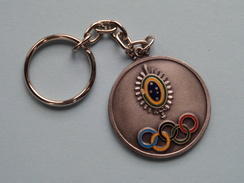 IX OLIMPIADAS DO EXERCITO * DACED * Campinas 1982 ( Zie Foto ) ! - Olympische Spelen
