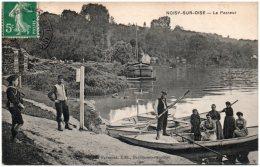 95 NOISY-sur-OISE - Le Passeur   (scans Recto/Verso) - France