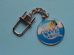 OSAKA 1999 ( Key Chain - Porte Clé / Sleutelhanger / Zie Foto ) ! - Other