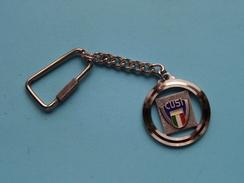 CUSI  SOFIA 1977 ( Key Chain - Porte Clé / Sleutelhanger / Zie Foto ) ! - Other