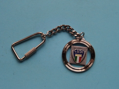 CUSI  MEXICO 1979 ( Key Chain - Porte Clé / Sleutelhanger / Zie Foto ) ! - Autres