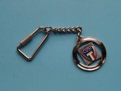 CUSI  BUCAREST 1981 ( Key Chain - Porte Clé / Sleutelhanger / Zie Foto ) ! - Sports