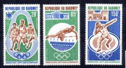 Dahomey - 1972 - Olympic Games - MNH - Bénin – Dahomey (1960-...)