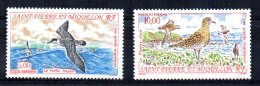 St Pierre & Miquelon - 1993 - Migratory Birds - MNH - St.Pierre Et Miquelon