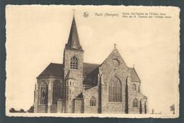 +++ CPA - AS - ASSE - ASCH - Eglise Ste Thérèse De L'Enfant Jésus - Kerk - Nels  // - As
