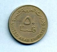 1973 50 FILS - Emirats Arabes Unis