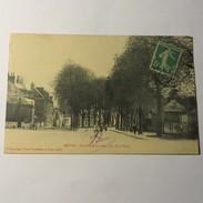 60 - NOYON  - Boulevard Sarrazin En 1910 - Noyon