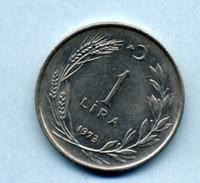 1973 1 LIRA - Türkei