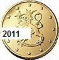 ** 50 CENT FINLANDE 2011 PIECE NEUVE ** - Finland