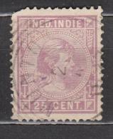 Inde Néerlandaise -  27 Obl. - Niederländisch-Indien