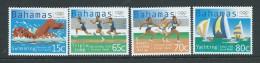 Bahamas 2000 Sydney Olympic Games Set Of 4 MNH - Bahamas (1973-...)