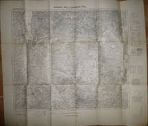 Einheitsblatt Nr. 35 - Schwerin I. Meckl. Ludwigslust - Plau - 1-cm-Karte 1937 - Topographische Karten