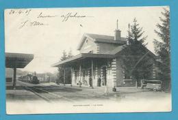 CPA - Chemin De Fer Arrivée D'un Train En Gare De JOUY-EN-JOSAS 78 - Jouy En Josas