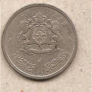 Marocco - Moneta Circolata Da 1 Dirham - 1969 - Marocco