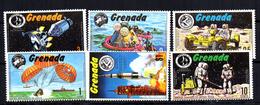 Serie Nº 398/403 Grenada - Astrología
