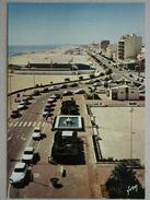 Citroen DS, Dyane, 2CV, Peugeot 404, Renault 10, 4, 16, Mini, Canet Plage - Passenger Cars