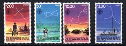 Serie Nº105/8 Seychelles Zil Elwagne Sesel. - Astrología