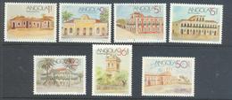 Angola Historische Gebouwen / Historic Buildings - Angola